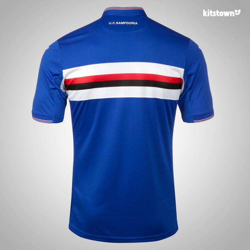 桑普多利亚2015-16赛季主客场球衣 © kitstown.com 球衫堂