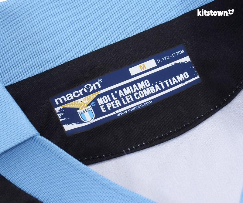 拉齐奥2015-16赛季客场球衣 © kitstown.com 球衫堂
