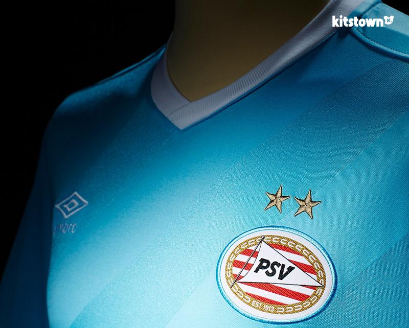 埃因霍温2015-16赛季欧战客场球衣 © kitstown.com 球衫堂