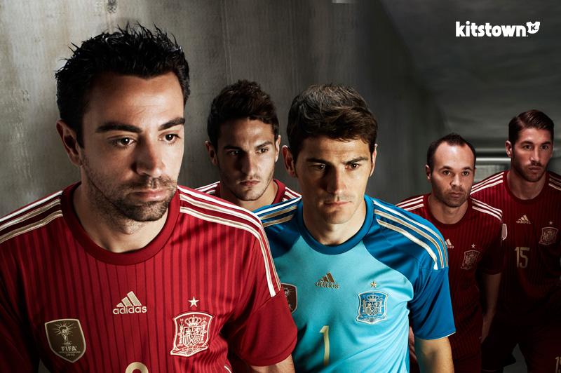 阿迪达斯与西班牙足协延长合作伙伴关系至2026年 © kitstown.com 球衫堂