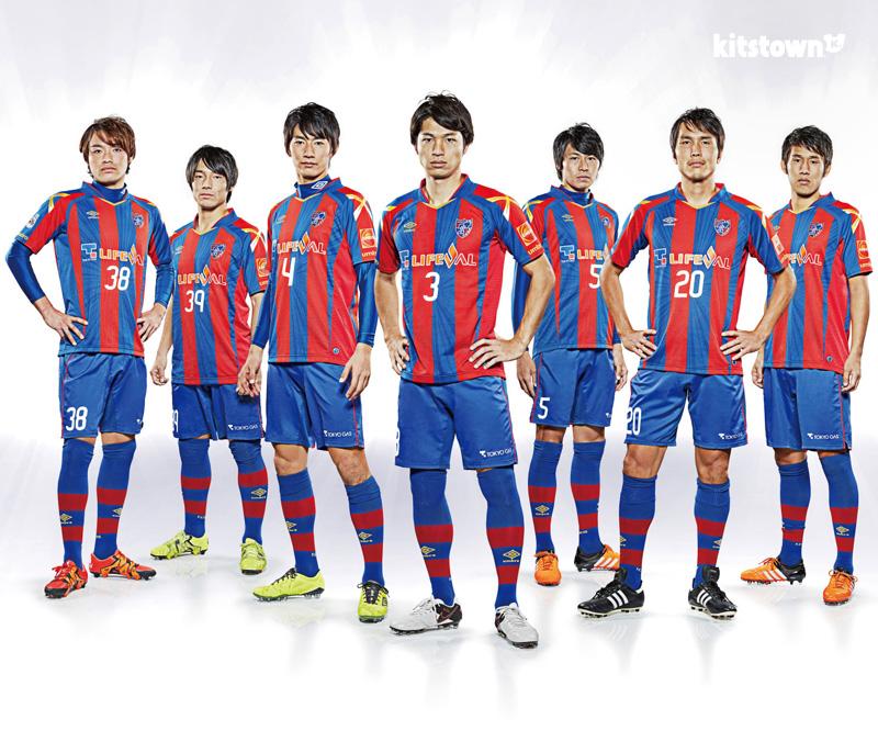 东京FC 2016赛季主场球衣 © kitstown.com 球衫堂