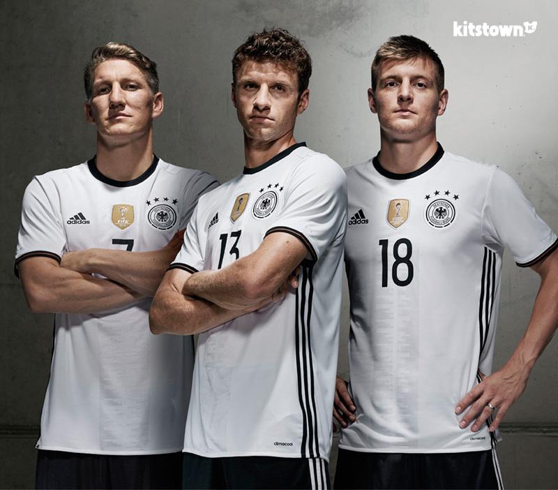 德国国家队2016欧洲杯主场球衣 © kitstown.com 球衫堂