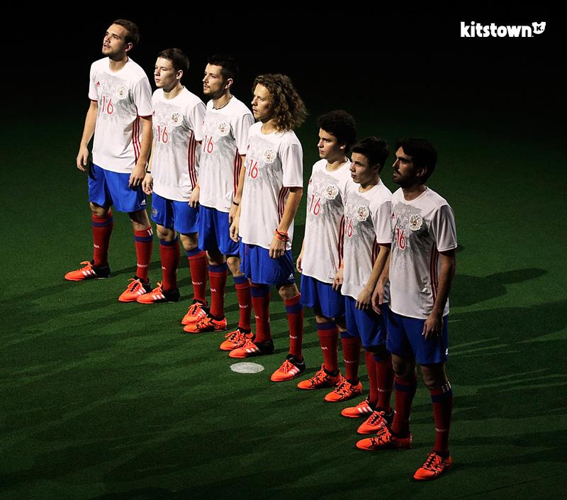 俄罗斯国家队2016欧洲杯客场球衣 © kitstown.com 球衫堂