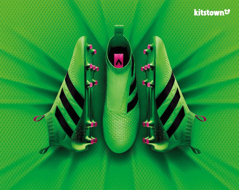 阿迪达斯推出首款高性能无鞋带足球战靴 © kitstown.com 球衫堂