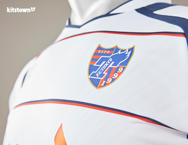 东京FC 2016赛季客场球衣 © kitstown.com 球衫堂