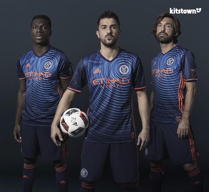 纽约城2016赛季客场球衣 © kitstown.com 球衫堂