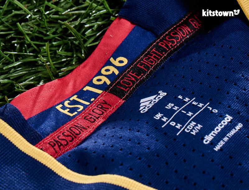 纽约红牛2016赛季客场球衣 © kitstown.com 球衫堂