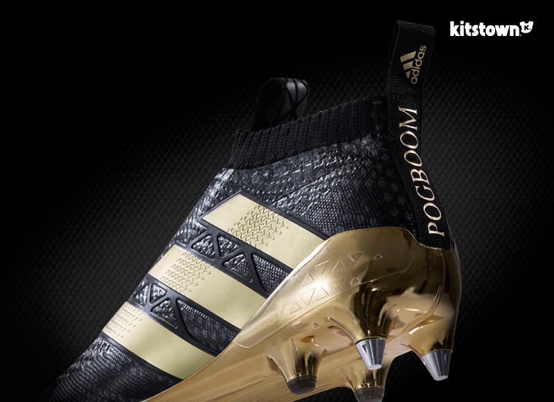 博格巴与阿迪达斯携手打造专属版无鞋带ACE 16+ PURECONTROL战靴 © kitstown.com 球衫堂