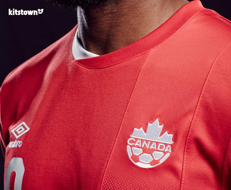 加拿大国家队2016-17赛季主场球衣 © kitstown.com 球衫堂