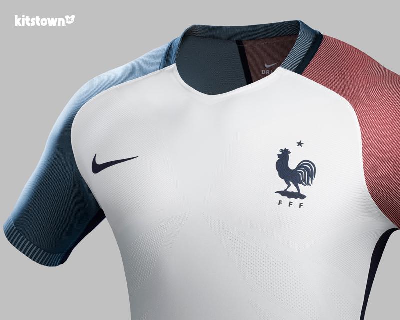 法国国家队2016欧洲杯特别版客场球衣 © kitstown.com 球衫堂
