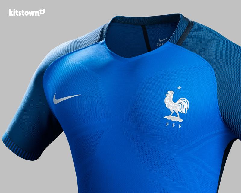 法国国家队2016欧洲杯主客场球衣 © kitstown.com 球衫堂
