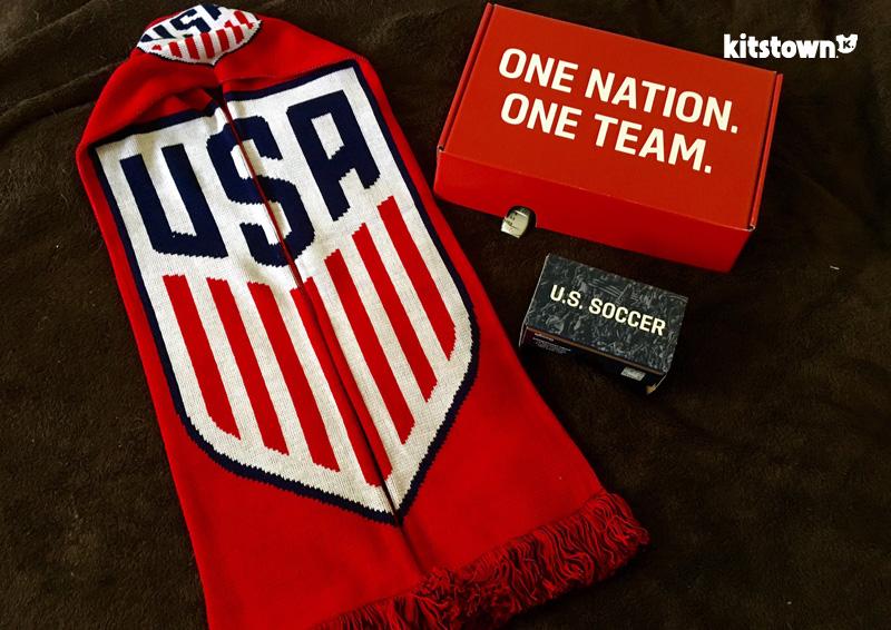 美国足协推出全新徽章 © kitstown.com 球衫堂