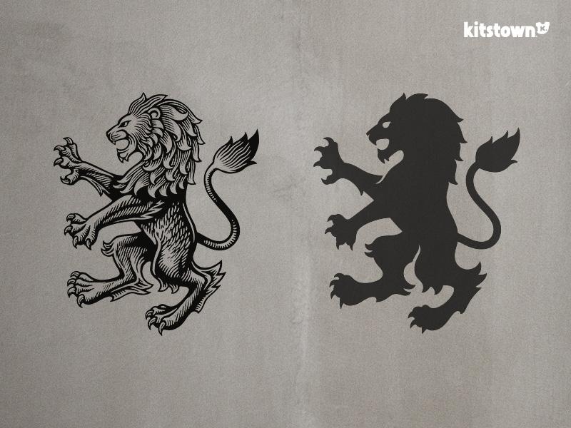 阿斯顿维拉俱乐部推出全新队徽 © kitstown.com 球衫堂