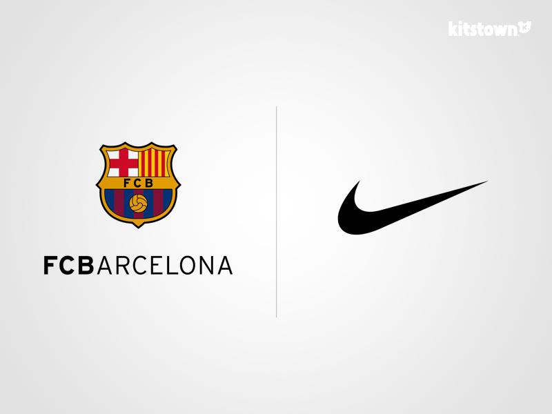 耐克与巴塞罗那俱乐部延长长期合作伙伴关系 © kitstown.com 球衫堂