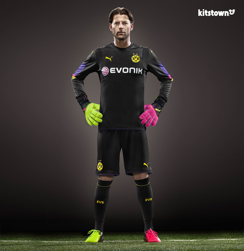多特蒙德2016-17赛季主场球衣 © kitstown.com 球衫堂