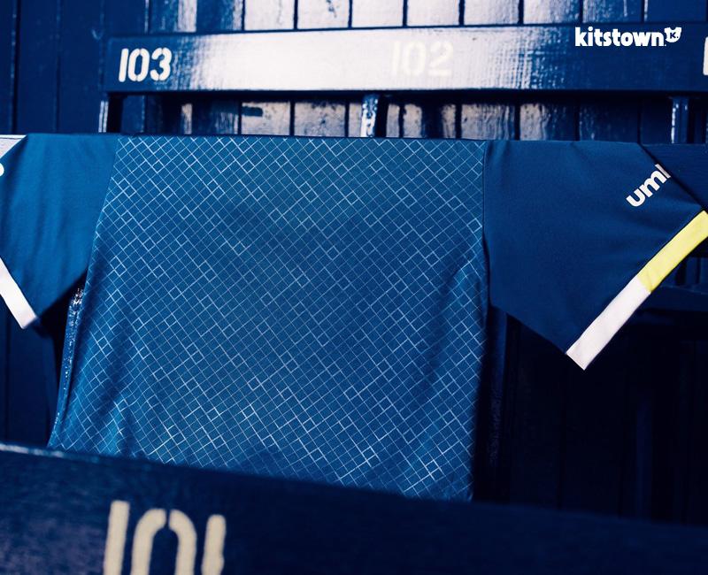埃弗顿2016-17赛季主场球衣 © kitstown.com 球衫堂
