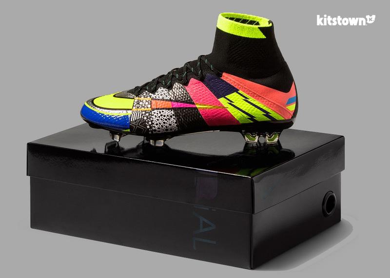 耐克推出What the Mercurial限量版足球鞋 © kitstown.com 球衫堂
