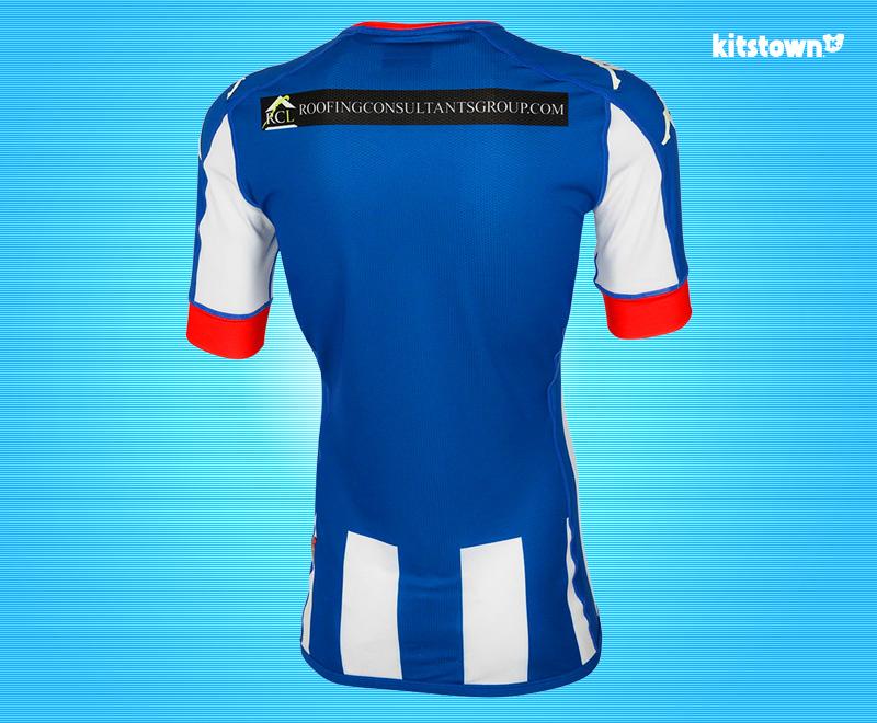 维冈竞技2016-17赛季主场球衣 © kitstown.com 球衫堂
