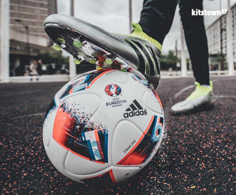 Fracas—2016法国欧洲杯淘汰赛阶段官方比赛用球 © kitstown.com 球衫堂