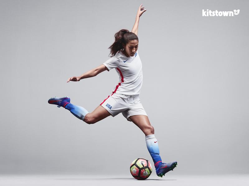 美国女足国家队2016里约奥运会球衣 © kitstown.com 球衫堂