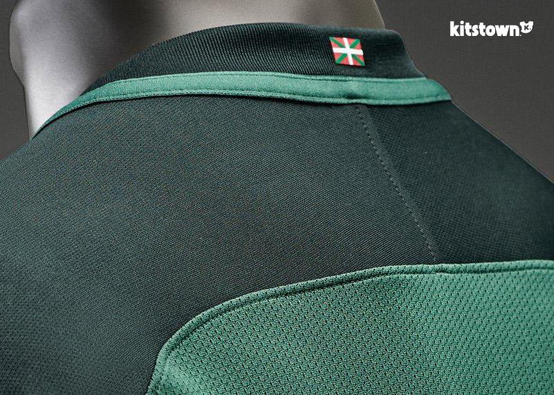 毕尔巴鄂竞技2016-17赛季主客场球衣 © kitstown.com 球衫堂