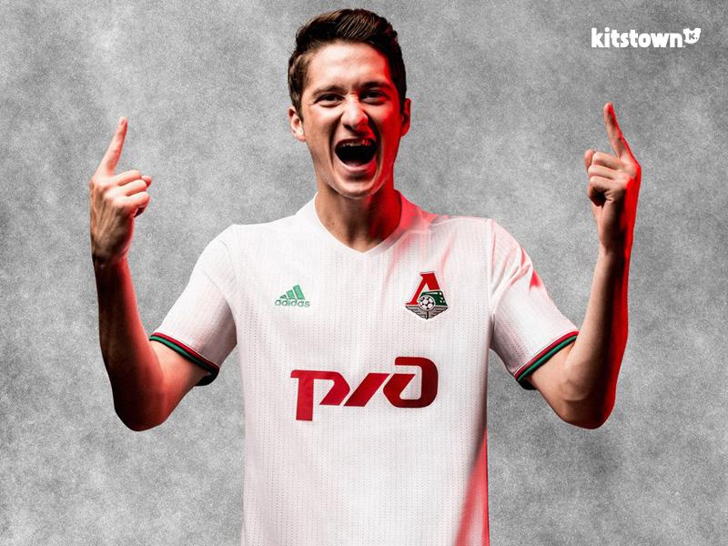 莫斯科火车头2016-17赛季主客场球衣 © kitstown.com 球衫堂