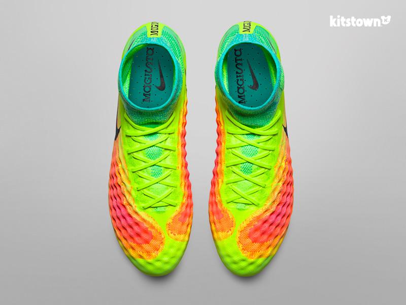 耐克推出具备精准触球感和卓越抓地力体系的Magista 2战靴 © kitstown.com 球衫堂