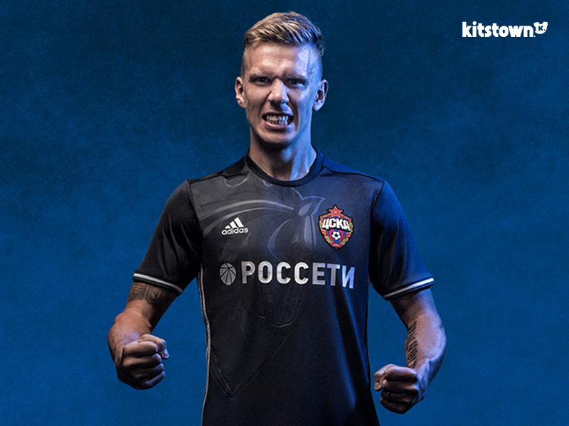 莫斯科中央陆军2016-17赛季主客场球衣 © kitstown.com 球衫堂