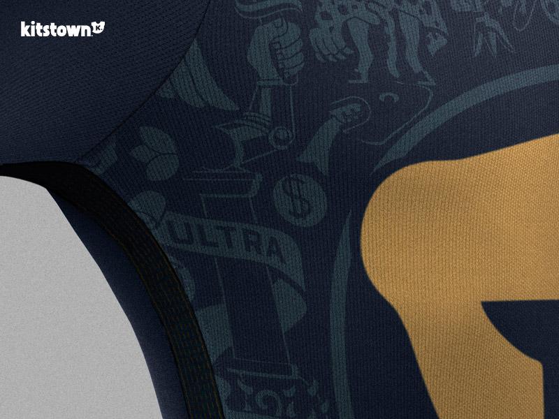 国立自治大学美洲狮2016-17赛季主客场球衣 © kitstown.com 球衫堂