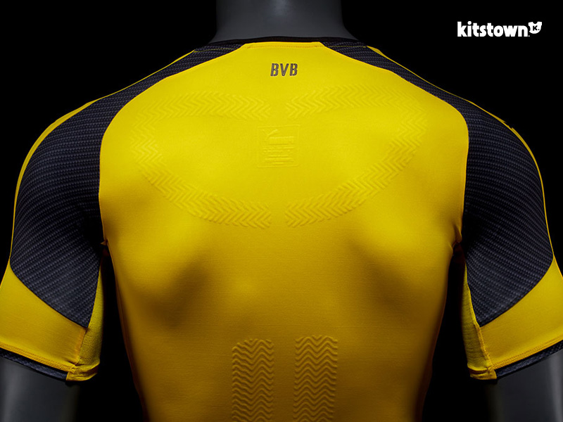 多特蒙德2016-17赛季欧冠联赛球衣 © kitstown.com 球衫堂