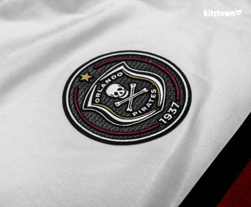奥兰多海盗2016-17赛季主客场球衣 © kitstown.com 球衫堂
