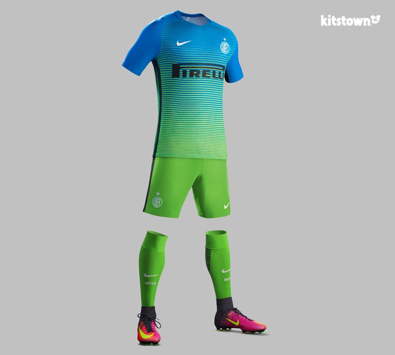 国际米兰2016-17赛季第二客场球衣 © kitstown.com 球衫堂