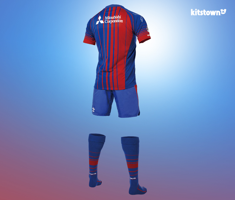 东京FC 2017赛季主场球衣 © kitstown.com 球衫堂