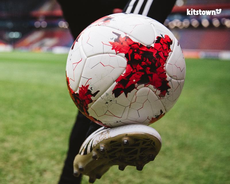 Krasava—2017年联合会杯官方比赛用球 © kitstown.com 球衫堂