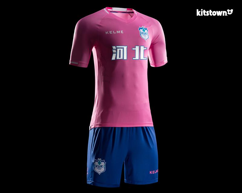 河北精英2017赛季主客场球衣 © kitstown.com 球衫堂