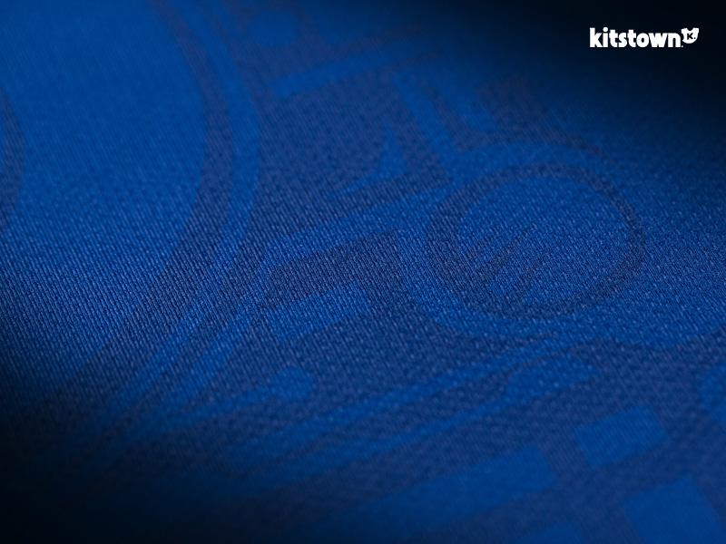 天津京铁火车头2017赛季主客场球衣 © kitstown.com 球衫堂