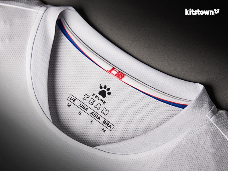 上海聚运动2017赛季主客场球衣 © kitstown.com 球衫堂
