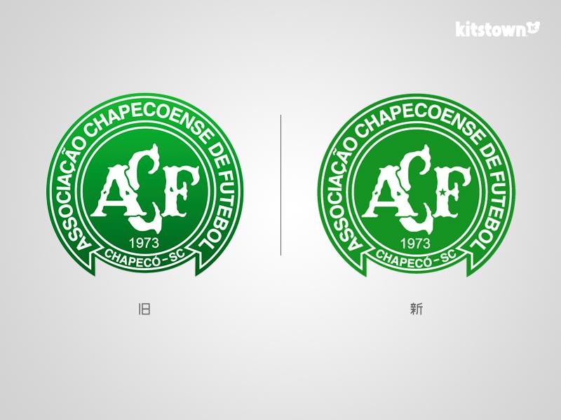 沙佩科人推出全新俱乐部徽章 © kitstown.com 球衫堂