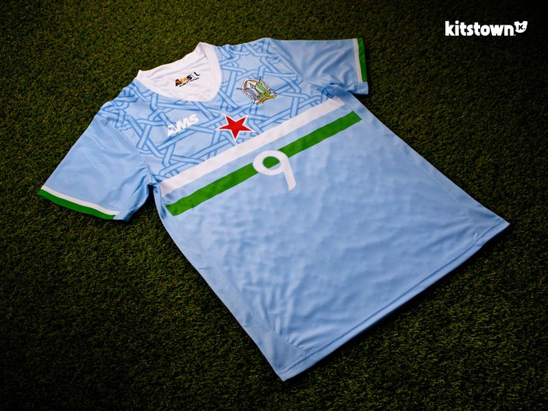 吉布提国家队2016-17赛季主场球衣 © kitstown.com 球衫堂