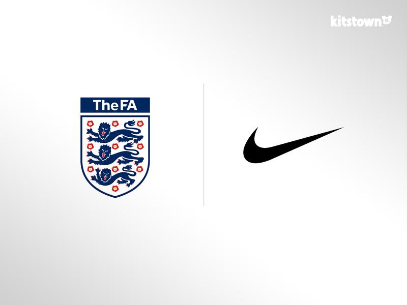 耐克与英格兰足总延长长期合作伙伴关系 © kitstown.com 球衫堂