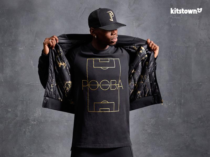 阿迪达斯推出博格巴个人签名系列产品 © kitstown.com 球衫堂