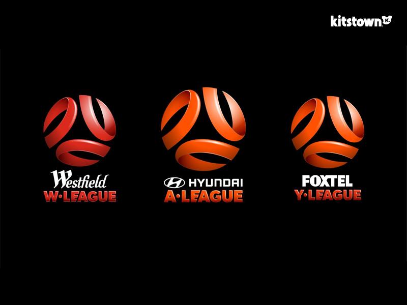 澳大利亚A联赛全新品牌标识揭晓 © kitstown.com 球衫堂