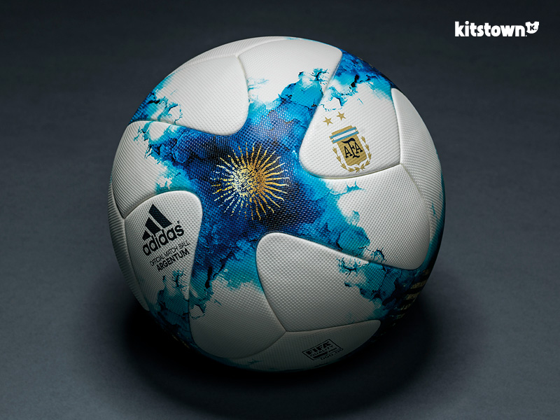 Argentum 2017—阿根廷联赛及杯赛官方比赛用球 © kitstown.com 球衫堂