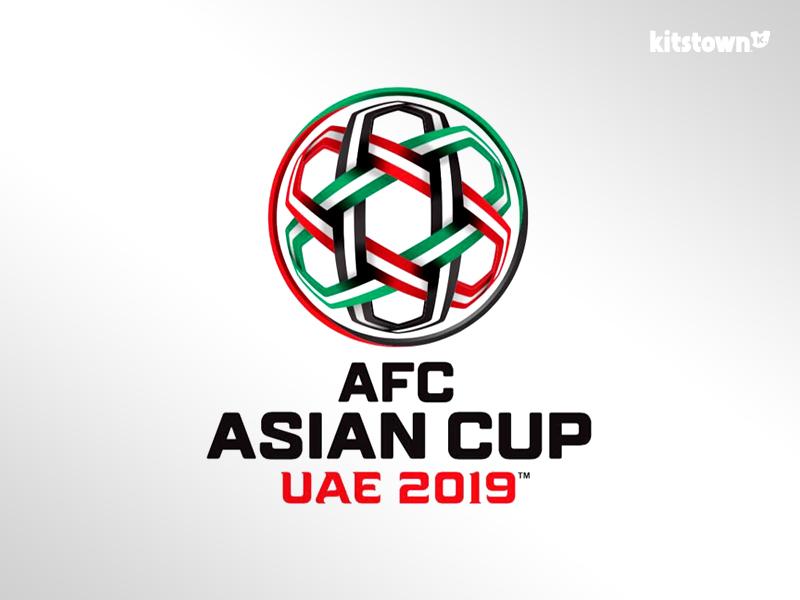 2019年阿联酋亚洲杯官方标识揭晓 © kitstown.com 球衫堂