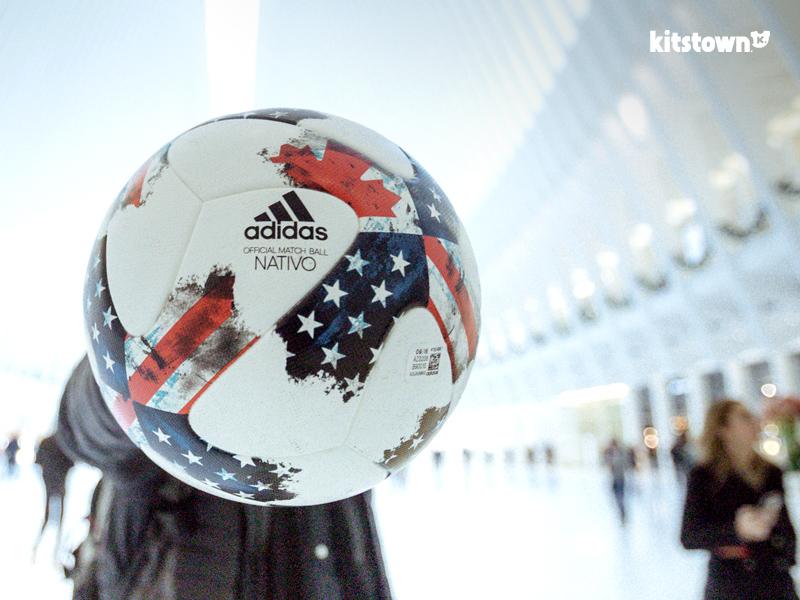 第三代NATIVO—美国足球大联盟2017赛季官方比赛用球 © kitstown.com 球衫堂