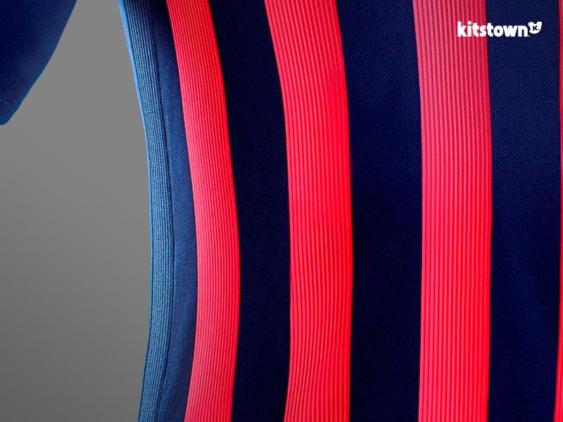 圣洛伦索2017赛季主客场球衣 © kitstown.com 球衫堂