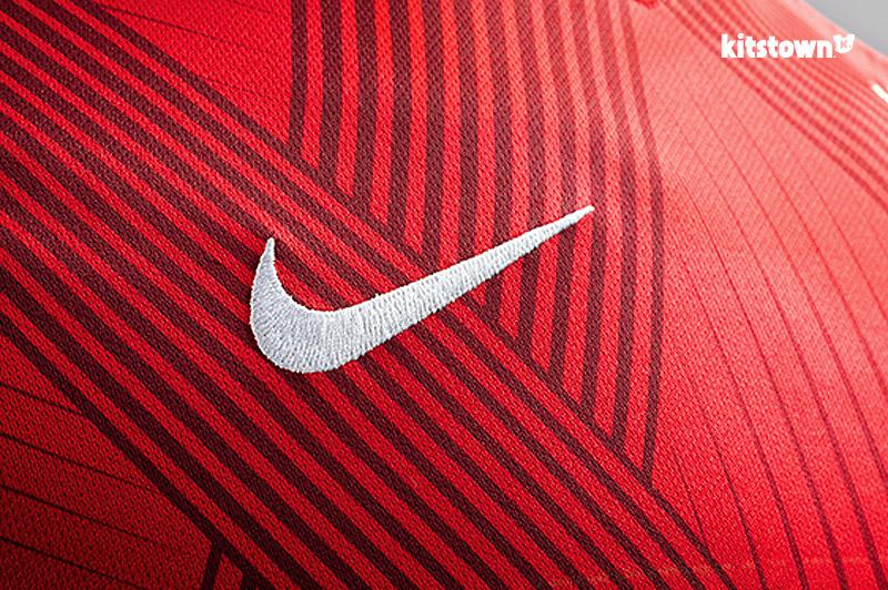 浦和红钻2017赛季主客场球衣 © kitstown.com 球衫堂