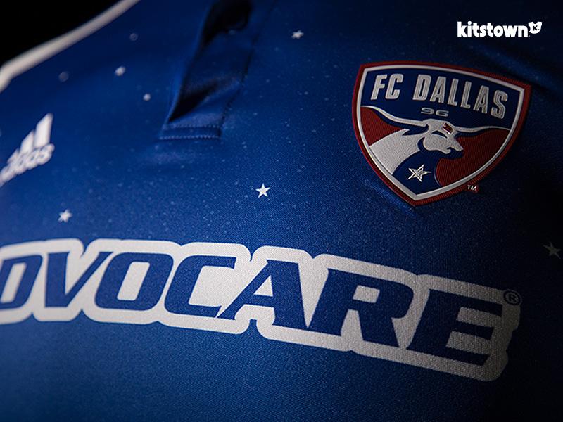 达拉斯FC 2017赛季客场球衣 © kitstown.com 球衫堂