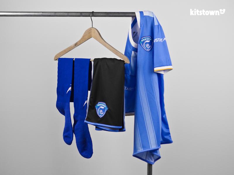 保定容大2017赛季主客场球衣 © kitstown.com 球衫堂