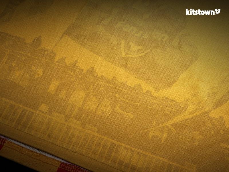 青岛黄海2017赛季主客场球衣 © kitstown.com 球衫堂